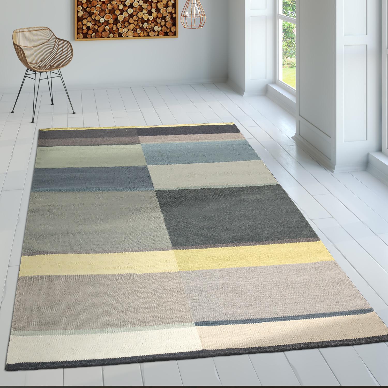 look scandinave color tapis de laine tons pastel tapis24. Black Bedroom Furniture Sets. Home Design Ideas