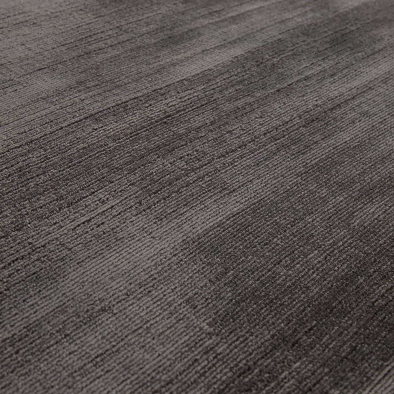 teppich seidenoptik grau handgefertigt naturfaser teppiche. Black Bedroom Furniture Sets. Home Design Ideas
