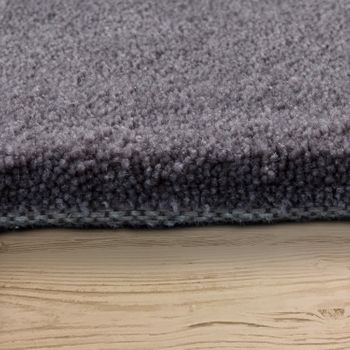 Polyacryl Teppich Sternenhimmel Grau – Bild 2
