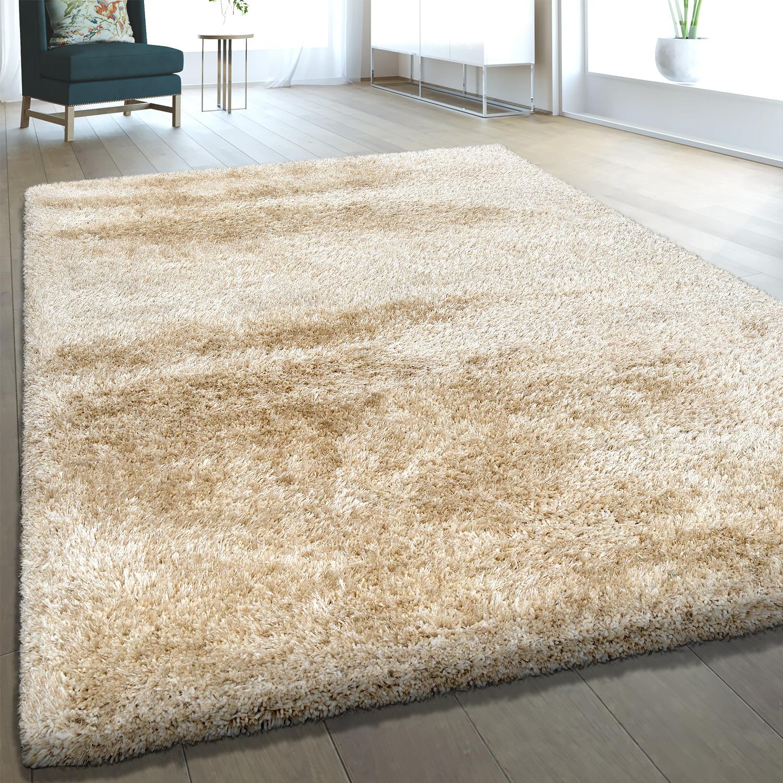 hochflorteppich super soft beige handgefertigt hochflor teppiche. Black Bedroom Furniture Sets. Home Design Ideas