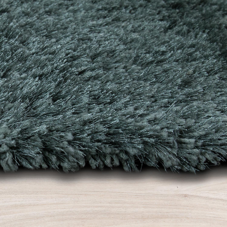 soft shaggy teppich einfarbig pastell gr n teppiche. Black Bedroom Furniture Sets. Home Design Ideas