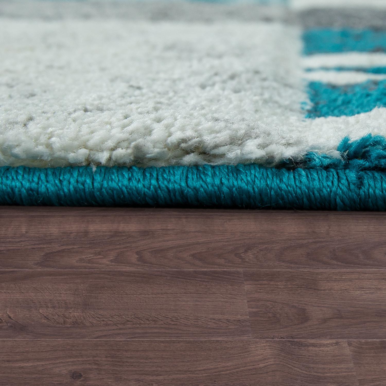 Alfombra moderna de pelo corto dise o de moqueta azul alfombras publicidad actual - Alfombras de pelo corto ...
