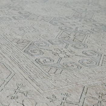 Orientteppich Persisches Muster beige – Bild 3