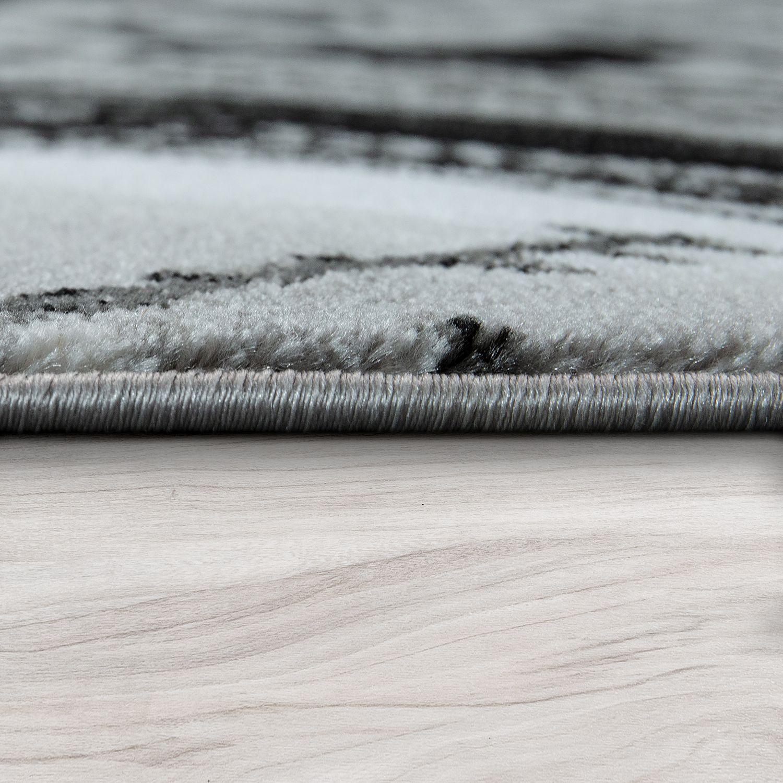designer teppich paris grau teppiche kurzflor teppiche. Black Bedroom Furniture Sets. Home Design Ideas