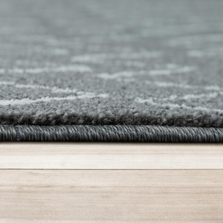 heatset teppich marokkanisches muster silber grau design teppiche. Black Bedroom Furniture Sets. Home Design Ideas