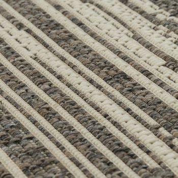In- & Outdoor Teppich Sisal Optik Beige – Bild 3