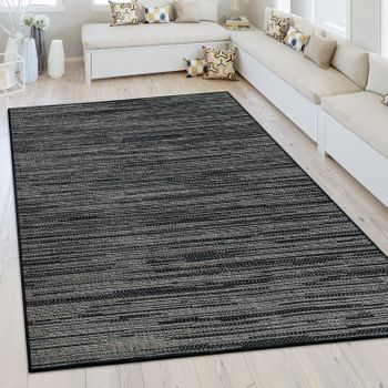 Indoor & Outdoor Rug Sisal Look Beige