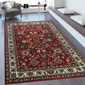 Oriental Rug Ornaments Red