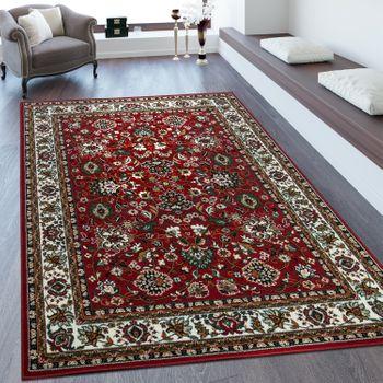 Orientteppich Ornamente Rot