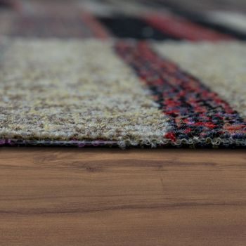 Indoor & Outdoor Rug Nomadic Pattern Natural Tones – Bild 2