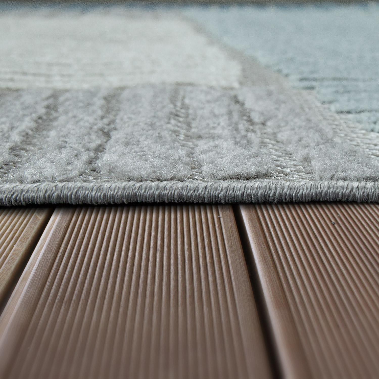 in outdoor teppich geometrisch t rkis. Black Bedroom Furniture Sets. Home Design Ideas