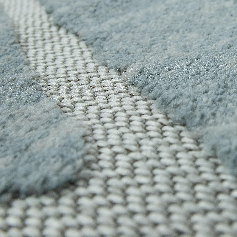 in outdoor teppich rauten hellblau design teppiche. Black Bedroom Furniture Sets. Home Design Ideas