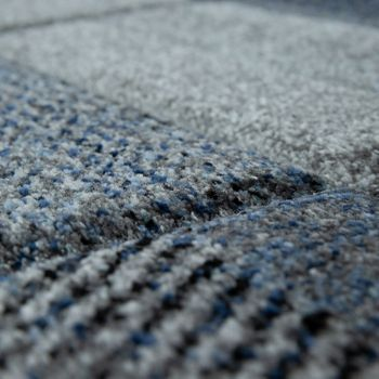 Scandi Look Rug Pastel Blue Grey – Bild 3
