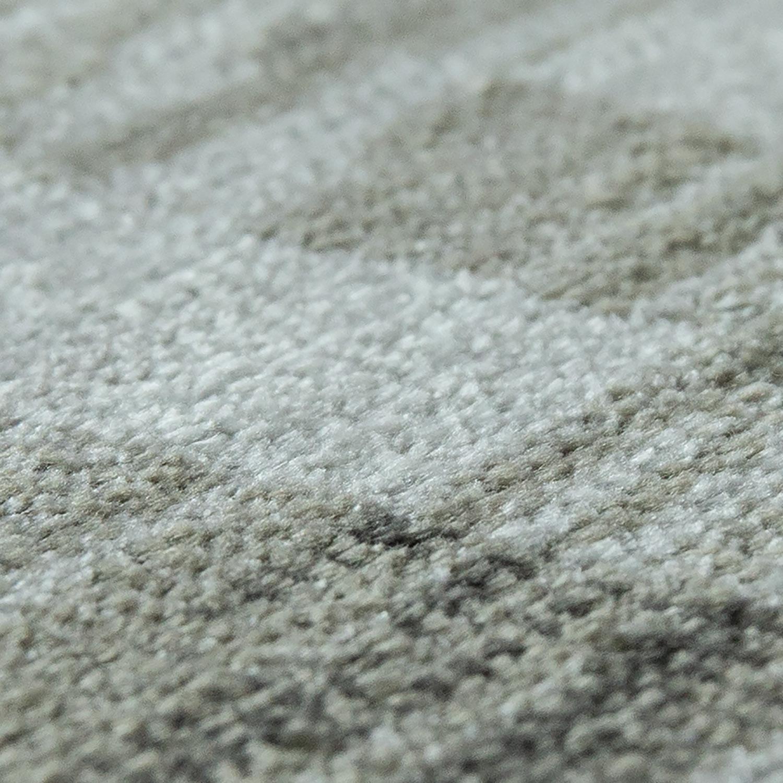 tapis cr ateur motif pixel taupe tapis tapis poil ras. Black Bedroom Furniture Sets. Home Design Ideas