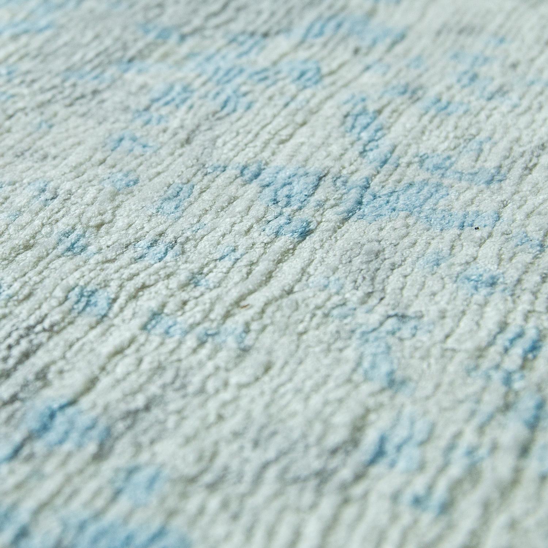 design teppich abstrakt used look blau design teppiche. Black Bedroom Furniture Sets. Home Design Ideas