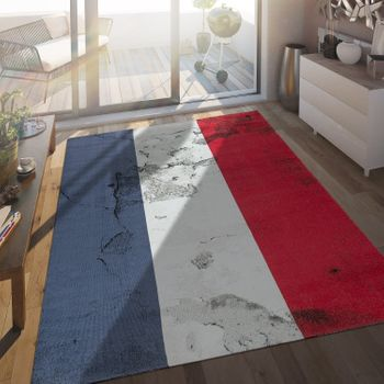 Indoor & Outdoor Rug French Flag – Bild 1