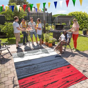 In- & outdoor vloerkleed Franse vlag – Bild 4