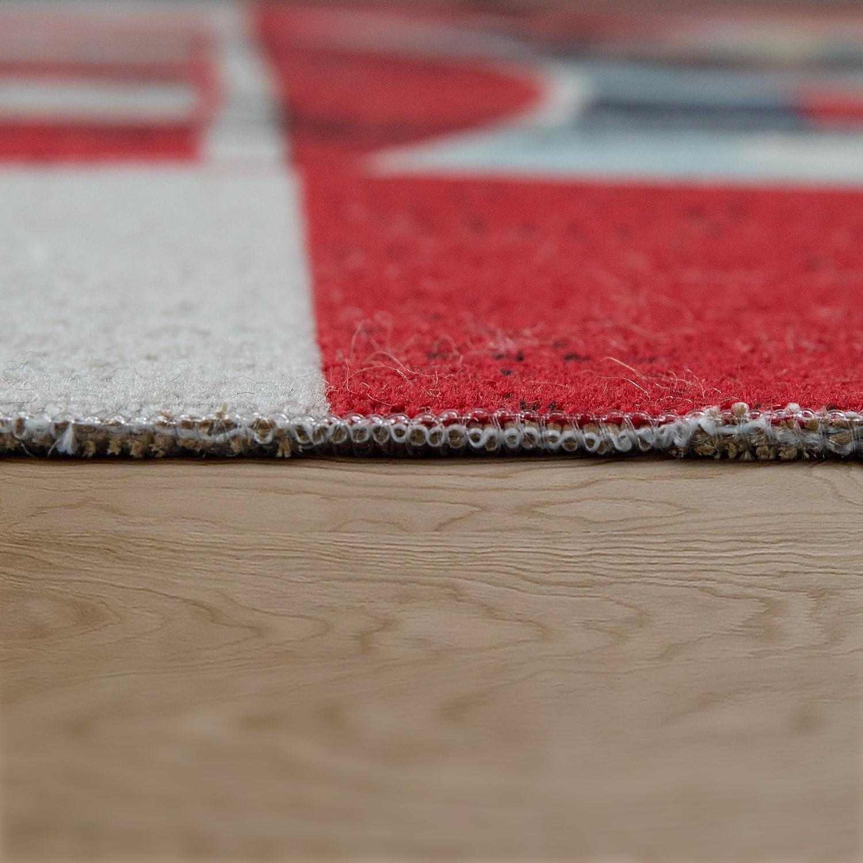 in outdoor terrassen teppich kroatische flagge moderne. Black Bedroom Furniture Sets. Home Design Ideas