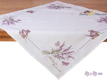 Lavendel Stickerei - Serie – Bild 2