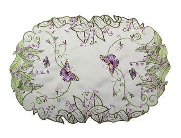 Zauberhafte Schmetterlinge Stickerei - Serie