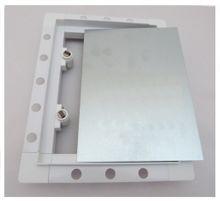 Revisionstür Revisionsklappe magnetisch befliesbar : 150 x 150 mm Bild 3
