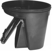 Hofablauf Kunststoffrost befahrbar Belastung bis 1500 kg  245x245 mm 330 S  Bild 4