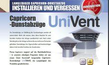 Entlüftungshaube Dunsthut  Dachentlüfter Univent DN 110  110mm Bild 3