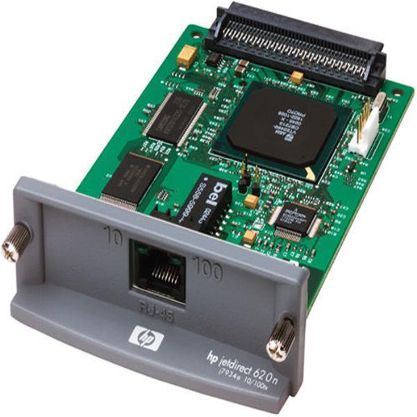 HP Jetdirect 620N Ethernet 10/100TX J7934-69011