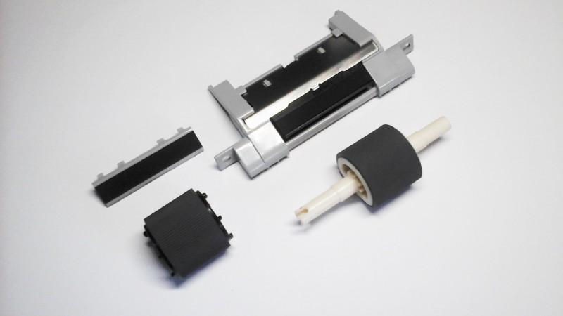 [Paket] HP Roller Kit für Laserjet P2015 / M2727 Serie für Fach 1 und 2