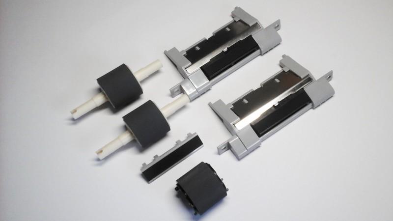 [Paket] HP Roller Kit für Laserjet P2015 / M2727 Serie für Fach 1, 2 und 3