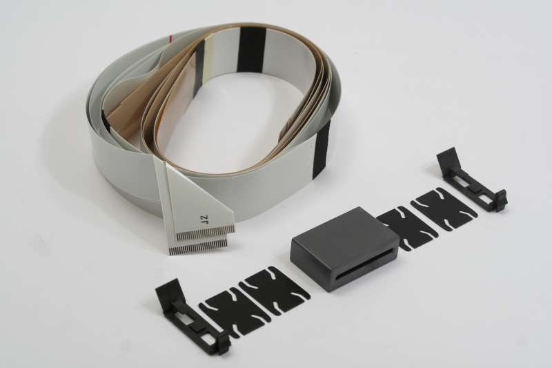 HP Trailing Cable Kit für DesignJet 500/PS,510/PS,800/PS, 815 MFP,820 MFP, 42inch, Ohne Kabelverst?kung!