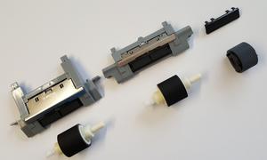 [Paket] HP Roller Kit für Laserjet P2035 / P2055 / Pro 400 M401 / M425 MFP Serie für Fach 1, 2 und 3