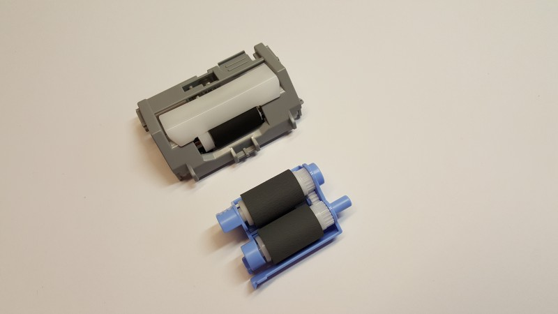 [Paket] HP Roller Kit für Laserjet Pro M402 / M403 / M404 / M426 / M427 / M428 Serie für Fach 2