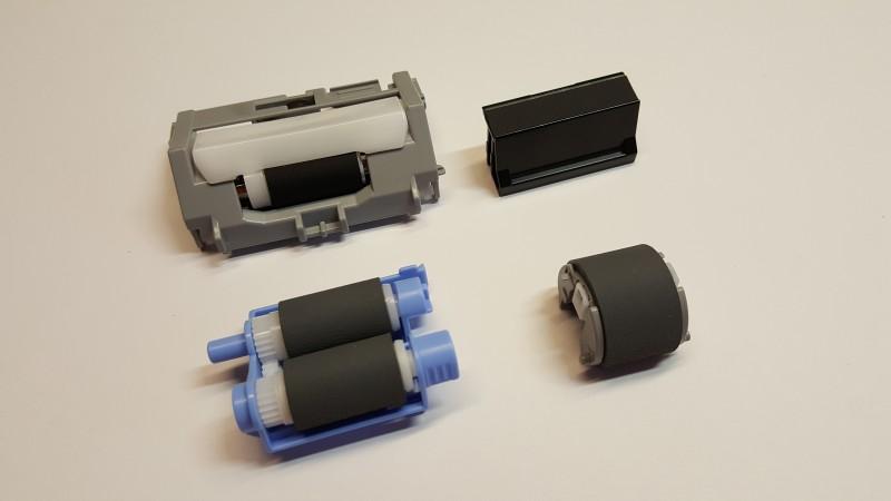 [Paket] HP Roller Kit für Laserjet Pro M402 / M403 / M404 / M426 / M427 / M428 Serie für Fach 1 und 2