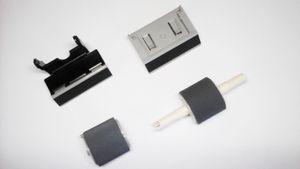[Paket] HP Roller Kit für Color Laserjet 2500N / 2550N / 2840 AiO Serie für Fach 1 und 2