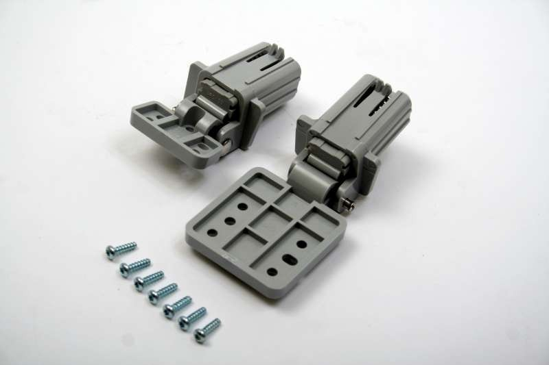 HP Hinge Kit ADF / Scharniere für Color Laserjet 2820 / 2840 / M2727 / 3390 Serie