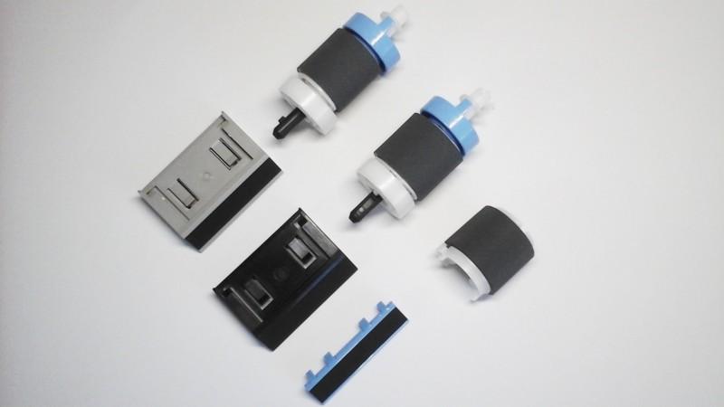 [Paket] HP Roller Kit für Color Laserjet 3500 / 3550 / 3700 Serie für Fach 1, 2 und 3