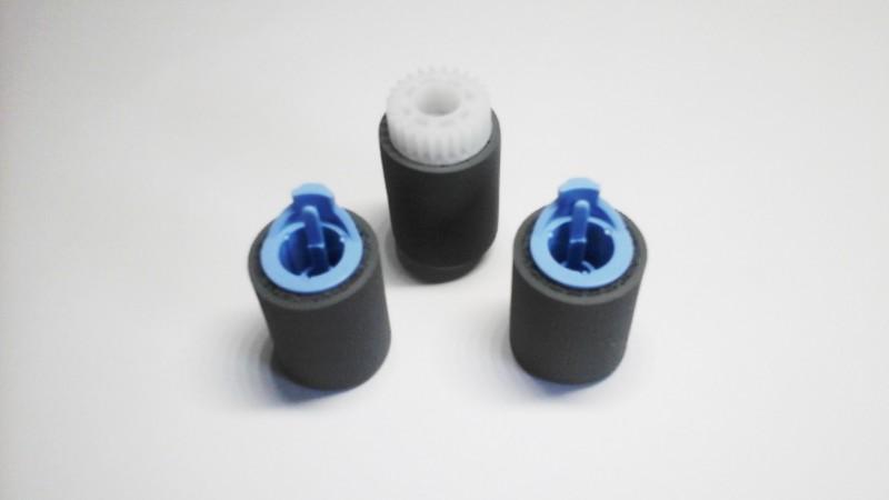 [Paket] HP Roller Kit für Laserjet 42xx / 43xx / P4014 / P4015 / M601 / M602 / M603 / Color Laserjet 4700 / 4730 / CP4005 Serie
