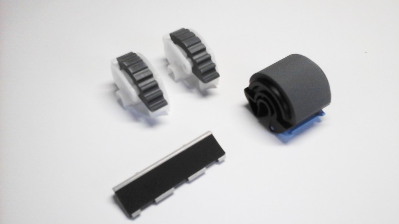 [Paket] HP Roller Kit für Color Laserjet 4600 / 4650 Serie für Fach 1 und 2