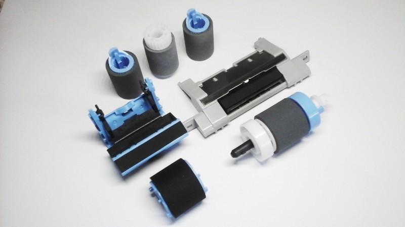 [Paket] HP Roller Kit für Laserjet 5200 Serie für Fach 1, 2 und 3