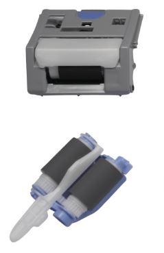 [Paket] HP Roller Kit für Color Laserjet Managed E65050 / E65060 / E65150 / E65160 Serie für Fach 2