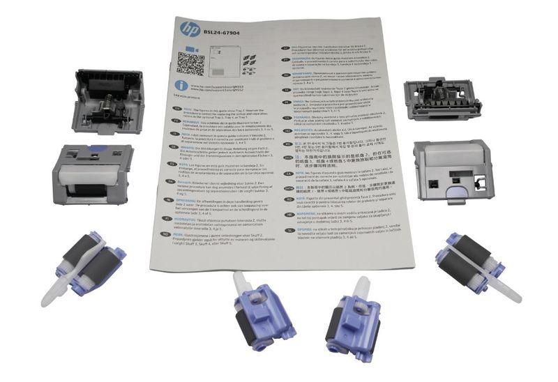 HP Roller Kit RM2-6577-000CN für Color Laserjet  Enterprise M554 / M555 / M578 Serie für Fach 2-5