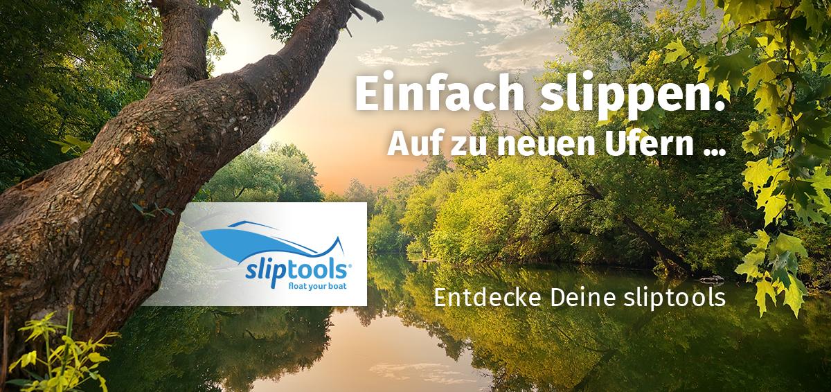 Slipräder & Slipwagen
