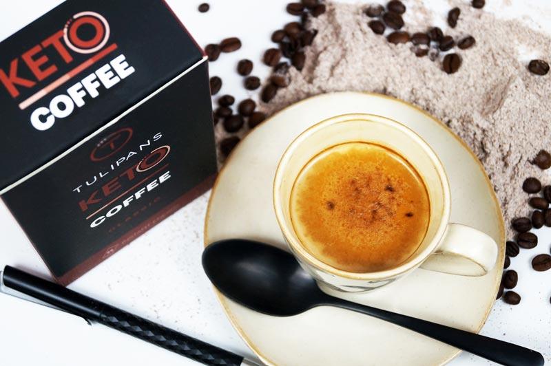 KETO COFFEE Box incl. 5 sachets