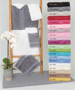 Frottee Seiftücher VENEZIA 30x30 cm von VAL DE VILLE, diverse Farben (6er Pack) – Bild 1