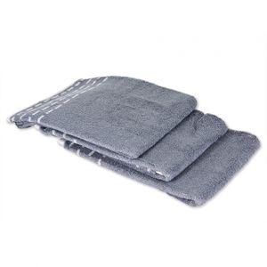 Frottee Handtücher PARIS 50x100 cm von VAL DE VILLE, (3er Pack) 500 g/m² Doppelseitig Neuheit!  – Bild 1