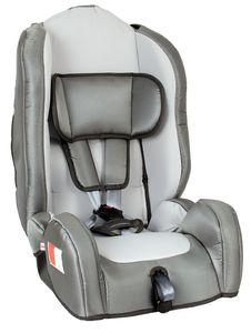 Autokindersitz Kidstar von UNITED-KIDS, PO Grey, Gruppe I/II/III, 9-36 kg – Bild 1