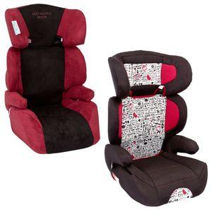 Autokindersitz Car Travel für Mädchen von UNITED-KIDS, Farben nach Zufall, Gruppe II/III, 15-36 kg  ++ Sommerknallerpreis - Lagerräumung