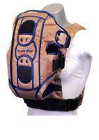 Babytrage / Bauchtrage / Rückentrage von UNITED-KIDS, diverse Farben 001