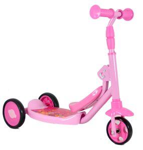 Roller, Scooter 2 in 1 mit einklappbaren Sitz von UNITED-KIDS in verschiedenen Farben – Bild 3